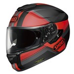 Shoei GT-AIR EXPOSURE HELMET - TC-1 RED/BLACK