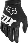 FOX 2018 DIRTPAW RACE YOUTH GLOVES - BLACK