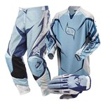 MSR Renegade Men's Pant, Jersey and Glove Combo Slate
