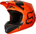 FOX 2018 YOUTH V1 MASTAR HELMET - GLOSS ORANGE