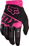 FOX 2018 DIRTPAW RACE YOUTH GLOVES - BLACK/PINK