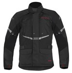 (CLEARANCE) Alpinestars Andes Drystar Textile Waterproof Jacket - Black
