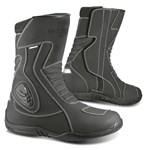 (CLEARANCE) Dririder Storm Waterproof Touring Boots - Black