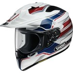 Shoei Hornet ADV Navigate TC-2 - Gloss Blue-Red
