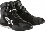 (CLEARANCE) - Alpinestars Fastback Waterproof Boot Black/White