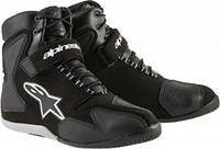 Alpinestars Fastback Waterproof Boot Black/White