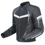 (CLEARANCE SALE) - DriRider Air Ride 2 Mens Textile Jacket - Black