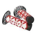 SCOTT DIAMOND GRIPS - RED/WHITE