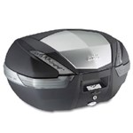 GIVI V47 MONOKEY® 47L TOPBOX TECH BLACK/CLEAR