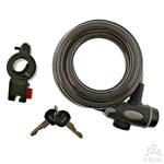 (EVERYDAY SPECIAL) - SHERIFF CABLE LOCK 12 X 1800MM