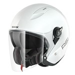 (CLEARANCE) Shark RSJ ECE Helmet - White