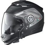 NOLAN N44 TECH HELMET- FLAT BLACK
