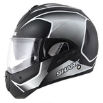 Shark Evoline Series 3 Starq ECE Helmet - Matt Black/White