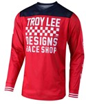 TROY LEE DESIGNS 2019 GP AIR JERSEY RACESHOP RED