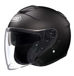 Shoei J-Cruise Helmet - Solid Matt Black
