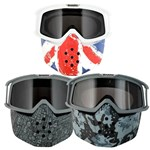 Shark Raw Mask & Goggle - 3 Colours