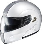 (CLEARANCE) HJC IS-MAX BT WHITE