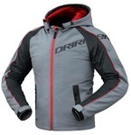 Dririder - ATOMIC HOODY - GREY