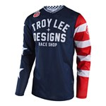 (CLEARANCE) TROY LEE DESIGNS GP AIR AMERICANA JERSEY