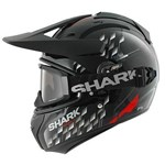 Shark Explore-R Helmet - Arachneus Black/Red