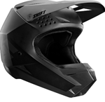 Shift Whit3 Tarmac MX Helmet - Matte Black