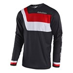 (CLEARANCE) TROY LEE DESIGNS 2018 GP PRISMA JERSEY BLACK