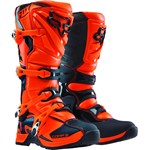 (CLEARANCE) Fox 2017 Comp 5 Boots - Orange