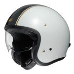 Shoei J.O Carburettor TC-6 Helmet - White