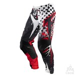 (CLEARANCE SALE) - FOX 11 360 RIOT GRAPHIC PANTS BLACK/RED