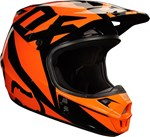 FOX 2018 V1 RACE ECE HELMET - ORANGE