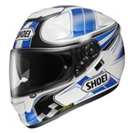 Shoei 2014 GT Air Helmet Regalia TC-2 Blue/White