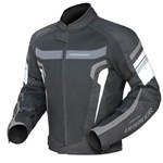 (CLEARANCE SALE) - Dririder Air Ride 3 Jacket -Black White Grey
