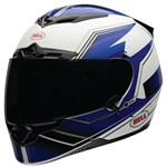 (CLEARANCE SALE) - Bell RS-1 Gas Helmet - Blue/White