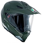 AGV AX-8 DS EVO Wild Frontier Helmet Military Green