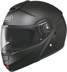 Shoei Neotec Modular Helmet - Solid Matt Black