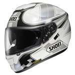 Shoei 2014 GT Air Helmet Regalia TC-6 Silver/White
