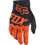 FOX 2017 DIRTPAW RACE YOUTH GLOVES - ORANGE