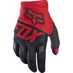 FOX 2017 DIRTPAW RACE YOUTH GLOVES - RED