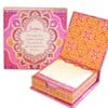 Persian Sunrise Large Notebox