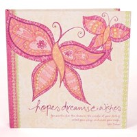 Hopes, Dreams & Wishes Journal