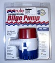 Rule Submersible Pump