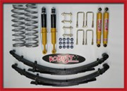 Robust Suspension Kit Mitsubishi ML Triton / L200