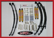 Robust Suspension Kit Toyota Hilux LN/RN 36/46, LN/YN 65/67, 1979-1988