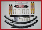 Robust Suspension Kit Toyota Hilux Single/Dual Cab LN107 SR5, LN108, RN106, 09/1991 Onwards