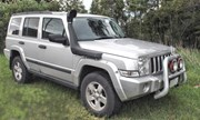 Airflow Snorkel Kit Jeep Commander Diesel