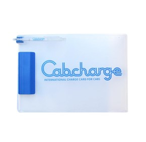 Cabcharge Signature Clip Board