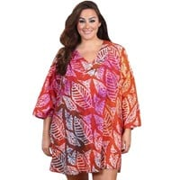 Plus Size Cover Ups and Kaftans