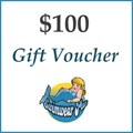 $100 Swimwear Plus Gift Certificate Voucher