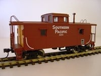 AT1130 Atlas HO Scale Trainmen Cupola Caboose Southern Pacific No320
