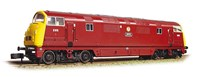 Graham Farish N/Scale Class 42 Diesel BR Maroon With Yellow Ends #D829 'Magpie'